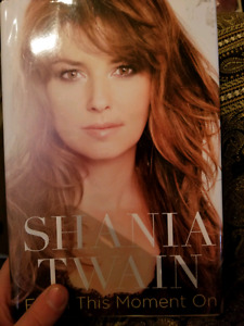 Shania Twain Autobiography