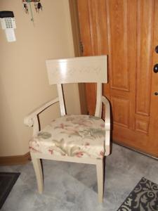 Solid Wood Indoor/Outdoor Chairs