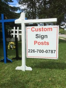 Real Estate Sign Posts London Ontario image 3