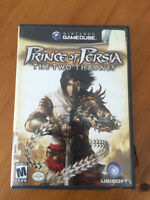 Game Cube jeux Prince of Persia