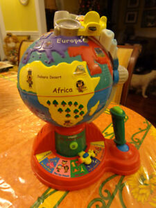 VTECH FLY AND LEARN GLOBE - ENGLISH VERSION