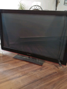 "50"" Samsung plasma tv for parts"