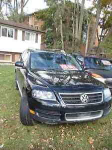 2007 VW TOUAREG, CERTIFIED IN EXCELENT CONDITION!!!
