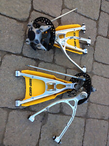 A ARMS, TABLES, DISCS, CALIPERS, HUB, TIERODS, DS 450 XXC 2013