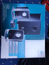 Logitech speakers for PC