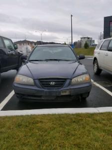 Hyundai elentra 2005