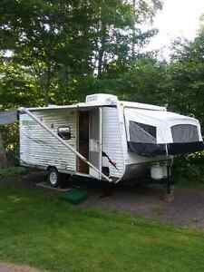 Camper trailer 2012 Wildwood Xlite lite