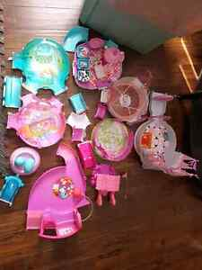Huge lot of Zhu Zhu Pets and Accessories