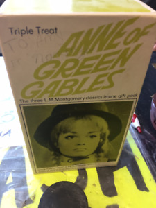 FAPO - Anne of Green Gables Bookset