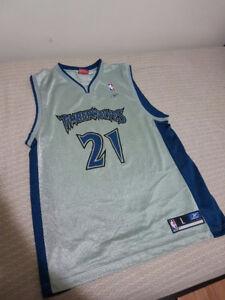 NBA Jerseys Vintage Reebok, Nike, Champion, Adidas Sz 44