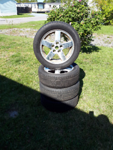 Good Used All Seasons Tires for Sale