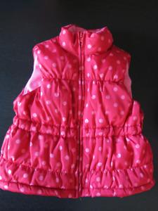 Size Small (5/6) Gymboree Vest