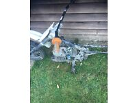 Stomp 140 spares or repair project pit bike