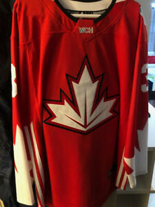 94b3e9601 Team Canada World Cup Carey Price Jersey- Brand New- LARGE