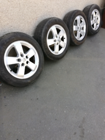 Peugeot wheels 16s