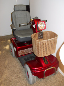 SHOPRIDER Personal Mobility Scooter