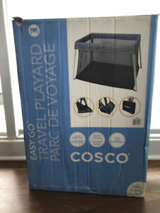 New Cosco PlayPen. Quality, Travel Friendly Playard for Baby