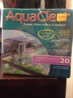 Aqua clear power filter 20