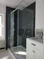 Bathrooms and more. Renovations, remodeling, repair. Free quotes