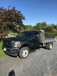 2013 Ford F550 4x4