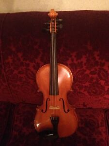Authentic John Arcand  Fiddle  Delivery Possible