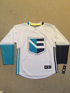 NHL Adidas World Cup of Hockey Team Europe Jersey - Oilers