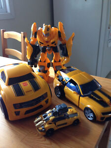 """TRANSFORMERS """"BUMBLEBEE"""" TOYS"""
