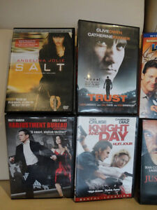 18 Like New DVD's, Blu Ray's and 4 DVD Full Episode Sets Kitchener / Waterloo Kitchener Area image 2