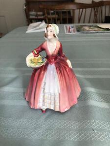 Royal Doulton figurine - Janet