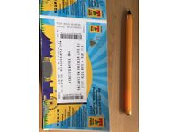 T in the Park weekend Ticket