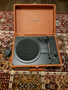 Crosley Portable Vintage Turntable