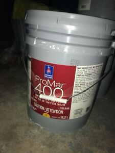 Sealed Ceiling Paint Pail