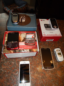 REDUCED - Galaxy 3 / iPhone 5 / Blackberry Curve