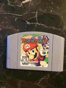 Mario Party 1 N64