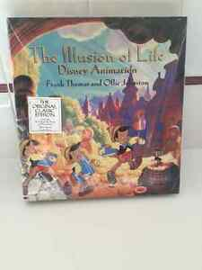 DISNEY ILLUSIONS OF LIFE- ANIMATION BOOK
