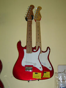 1 Left** Burswood Electric Guitar for Sale At Nearly New