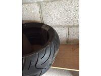 Aerox yq50 Maxxis tyres