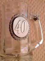 40 brand new beer glass ,perfect gift