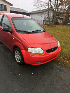 2008 Pontiac Wave Hatchback