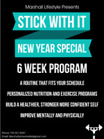Online Personal Trainer - New Year Special