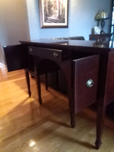 MAKE AN OFFER! Bombay buffet sideboard credenza console