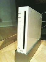 Faire offre : console Wii + Rock Band + Wii Fit + Jeux