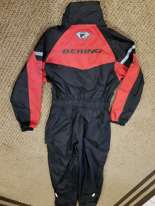 BERING XL One Piece Motorcycle ATV Ice Fishing Rainsuit