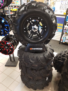 MAXXIS ZILLA 28 INCH TIRES ON ITP SS212 RIMS THIS WEEK SALE