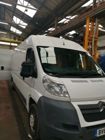 Man in van/Rubbish/waste collection/removal/drainage/drive wash