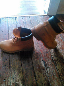 Used Timberland boots Great condition