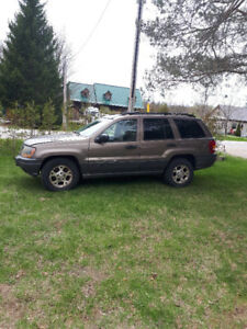 2001 jeep grand cherokee in need of transmission work