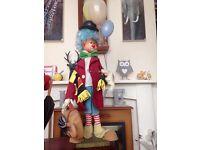 2 clowns for sale