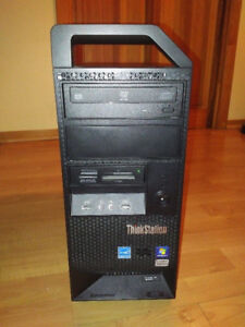 Lenovo ThinkStation E30, i5 2400, 4GB, 500GB, Win 7 ou 10