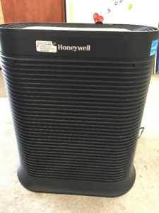 Purificateur d'air Honeywell avec filtre HEPA